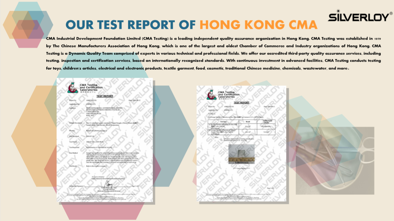 Hong Kong CMA Report