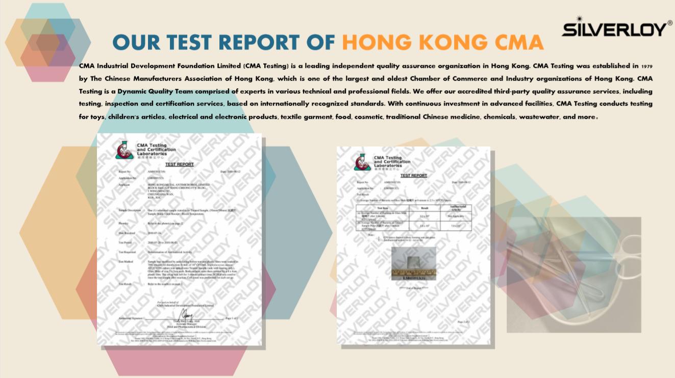 Hong Kong CMA Report